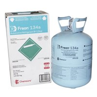 Refrigerant Chemours Freon R134a