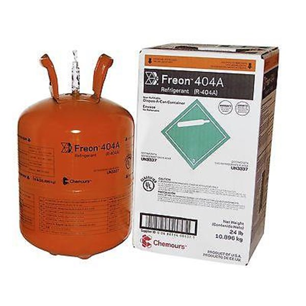 Refrigerant Chemours Freon R404a