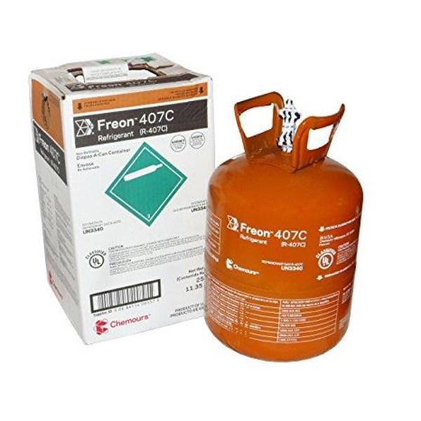 Refrigerant Chemours Fron R407c