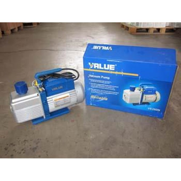 Vacuum Pump Value