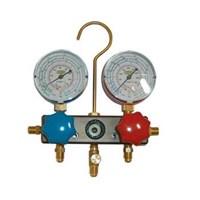Refco Manifold Alat Ukur Tekanan Air
