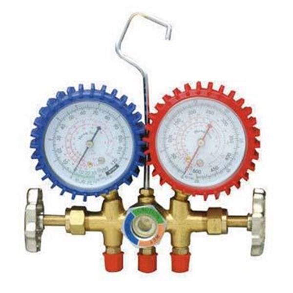 Hengsen Manifold - Alat Ukur Tekanan Gas