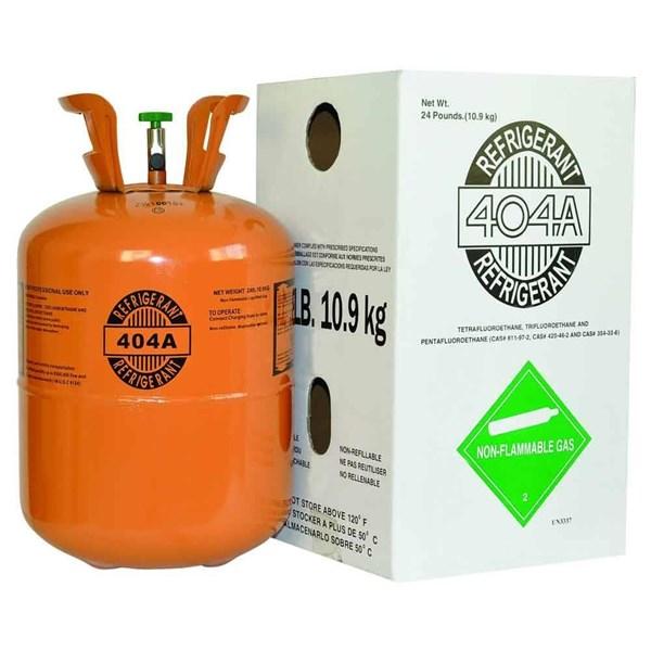 Refrigerant 404A  R404a
