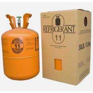 Refrigerant Recovery R11