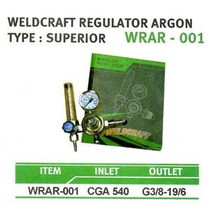Regulator Weldcraft Superior Wrar-001