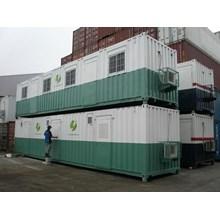 Box Container Porta Camp