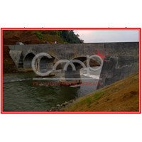 Multi Plate Type Superspan High Profile Arch