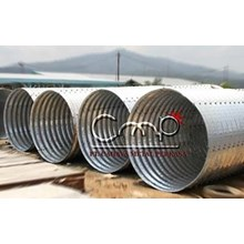 Armco Corrugated Steel Pipe