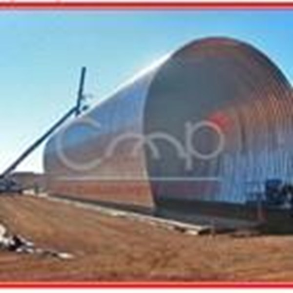 Distributor Multi Plate Horseshoe Arch
