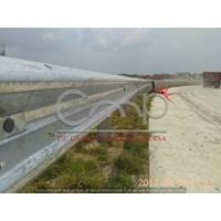 Guardrail Murah Baja