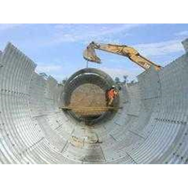 Type Corrugated Steel Armco