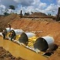 Corrugated Steel Pipe (Armco)