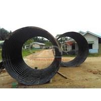 Corrugated Steel Armco CMP
