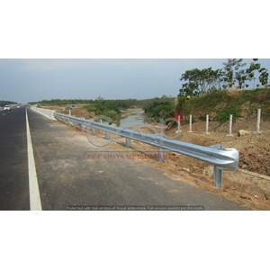 Export Steel Guardrail Indonesia
