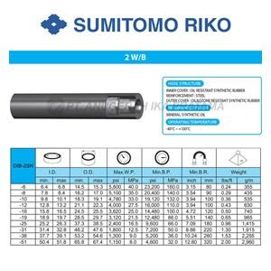 Selang Hidrolik Sumitomo 2W B