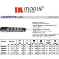 Hydraulic Manuli 4SH hoses