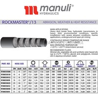Selang Hidrolik Rockmaster 13 1