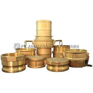 Brass Camlock