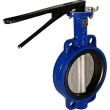 Butterfly Valve Cast Iron