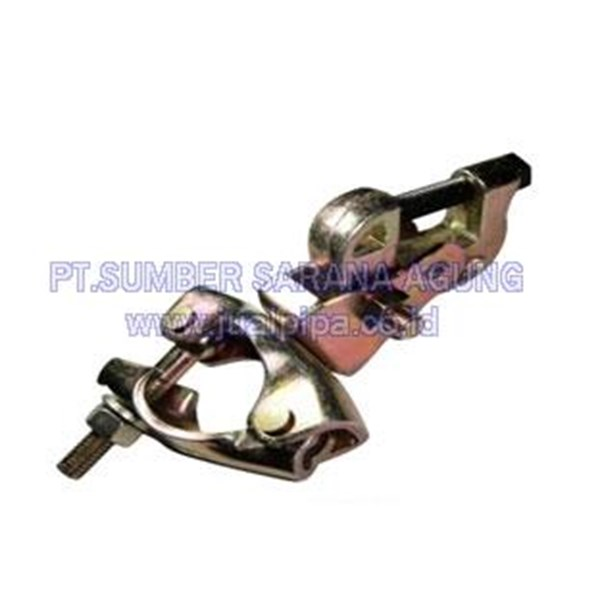 FIXED BEAM CLAMP 5 mm (Heavy Duty)