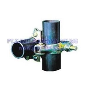FIXED CLAMP 5 mm (Heavy Duty) Bs 1139 Sz 48.6 mm x 48.6 mm