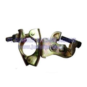 Dari SWIVEL BEAM CLAMP 5 mm (Heavy Duty)  0