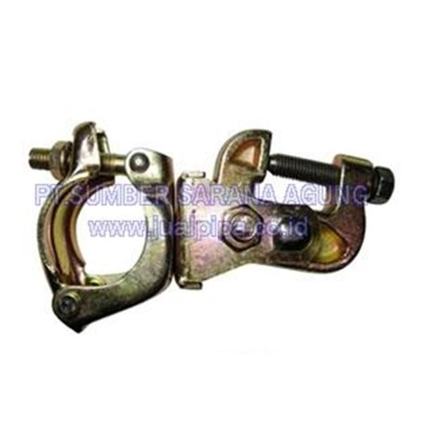 SWIVEL BEAM CLAMP 3 mm Sz 48.6 mm