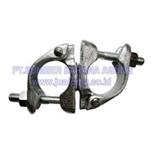 British Type Swivel Coupler (BS 1139)