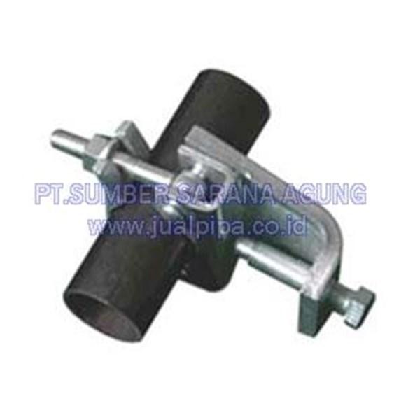 Fixed Girder Coupler (BS 1139) Sz 48.6 mm