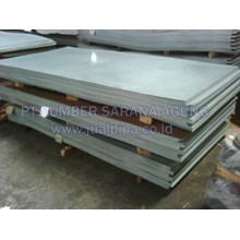 Cold Rolled Steel Sheets ( Besi Plat Putih ).