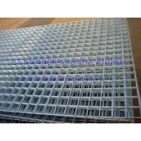 Galvanized Welded Wire Mesh Panel 1