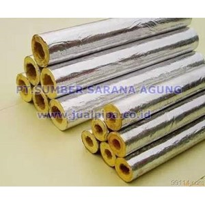 Glasswool Pipe Insulation