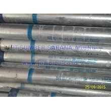 Galvanized Pipe Bakrie