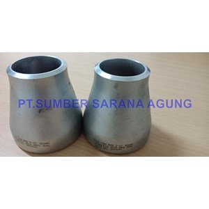 From Reducer concentric Stainless Steel 0