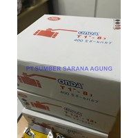 Distributor Ball valve ONDA 3