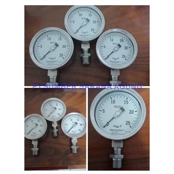 Presure gauge Ascroft