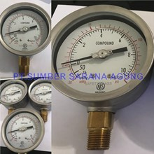 Compound Gauge NAGANO