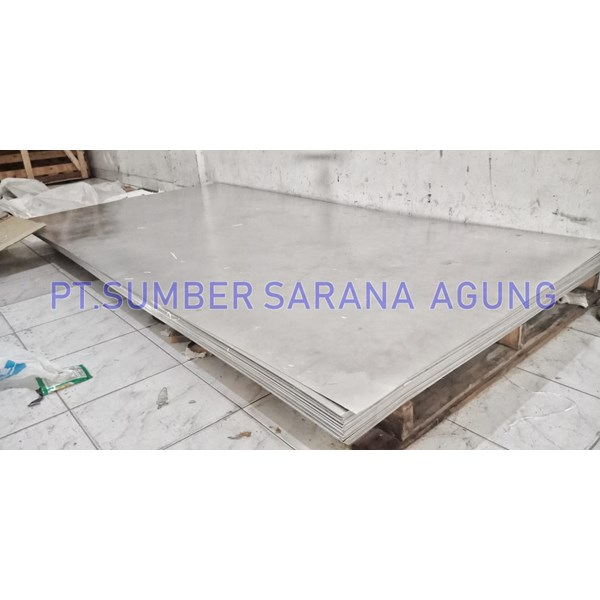 Plat Aluminium 0.7mm x 4 x 8