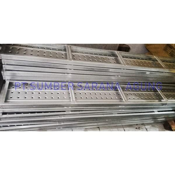 Papan Asiba (metal plank)