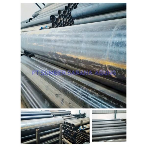 Carbon steel welded black pipe