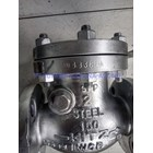 Swing check valve #150 carbon steel A216 WCB kitz 1