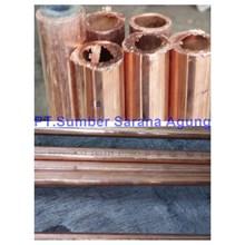 Brasco copper pipe