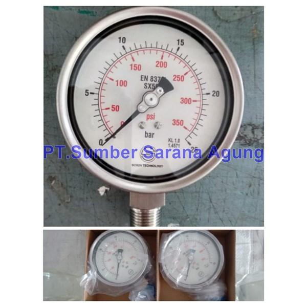 Presure gauge