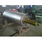 FABRIKASI PULLEY pembuatan pulley 1