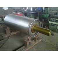 FABRIKASI PULLEY pembuatan pulley