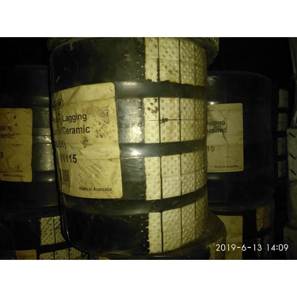 Ceramic Lagging Pully