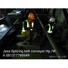 Splicing Conveyor Belt