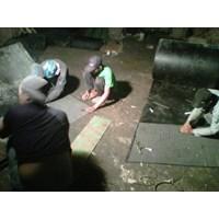 PENYAMBUNGAN BELT CONVEYOR/SPLICING By Rajawali Mandiri
