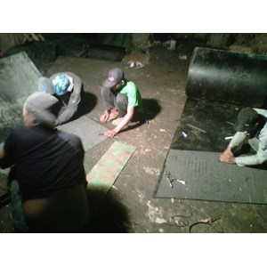 PENYAMBUNGAN BELT CONVEYOR/SPLICING By PT. Rajawali Mandiri