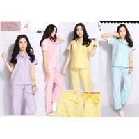 Baju Tidur  (Piyama celana panjang) untuk Wanita